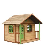 Axi houten speelhuis Milan