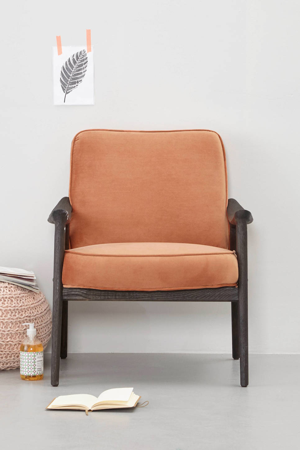 whkmp's own fauteuil Aarhus , Zalm