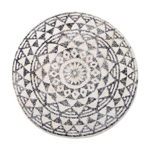 HKliving badmat (Ø120 cm) kopen