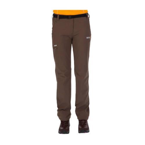 Regatta Xert II outdoor broek 31 inch bruin kopen