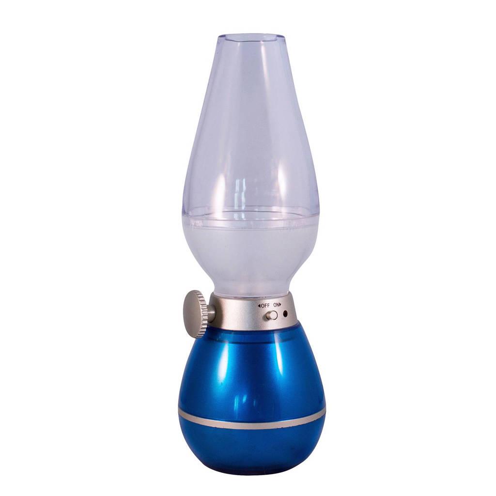 Vrijbuiter Outdoor oplaadbare outdoor LED-verlichting Subra blauw, Blauw