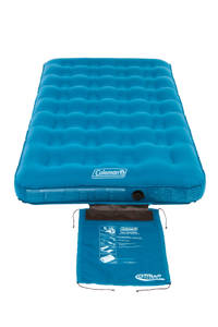 Coleman  Durarest Single 1-persoons luchtbed, Blauw