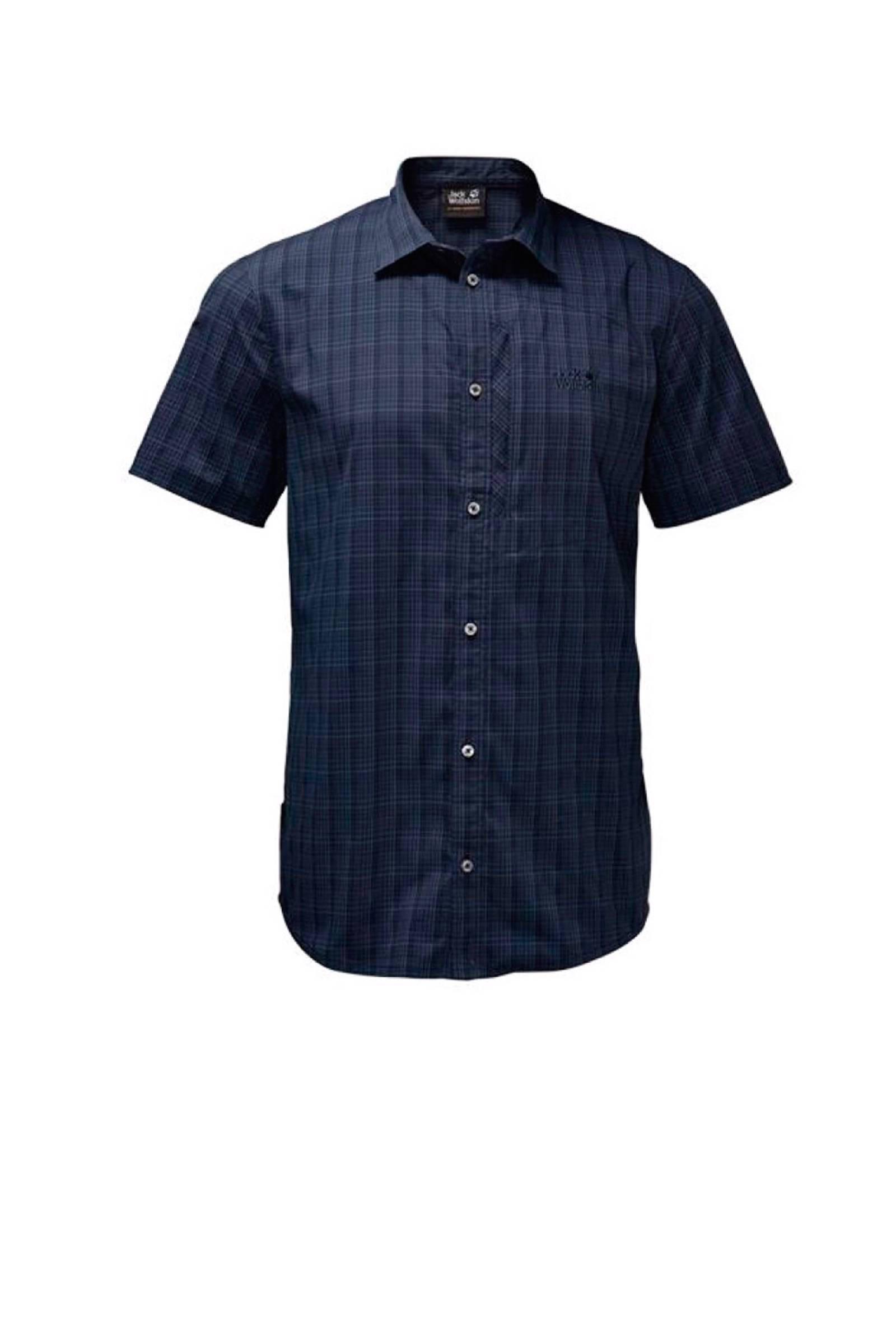 overhemd outdoor Stretch Jack Rays Wolfskin UqxwzZ76