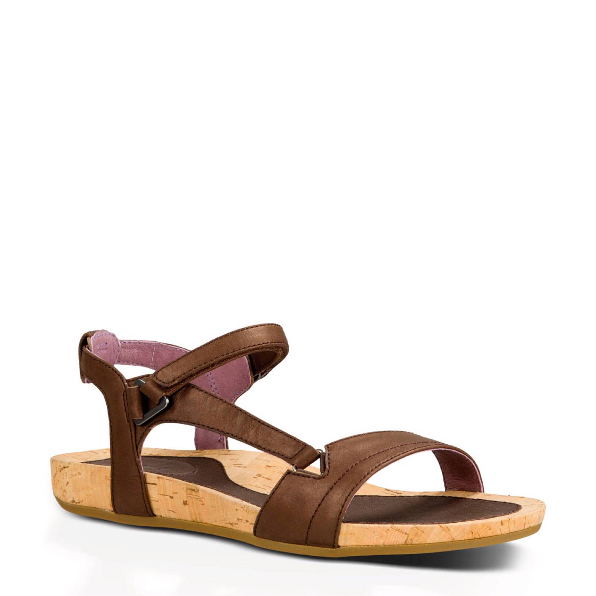 buy popular 2ce42 c2364 Capri Universal leren outdoor sandalen