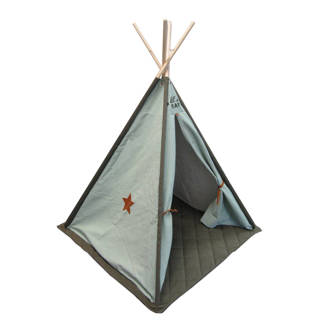 tipi tent luxe
