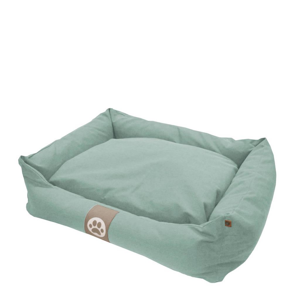 OVERSEAS hondenmand (M), Groen