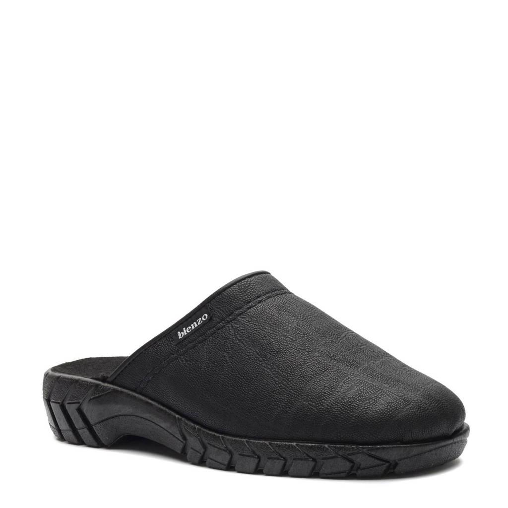 Scapino Blenzo pantoffels, Zwart