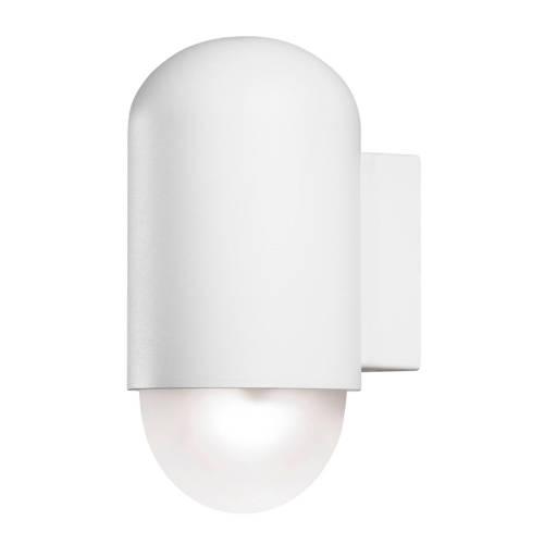 Sassari wandlicht PowerLED matwit gelakt aluminium 7525-250