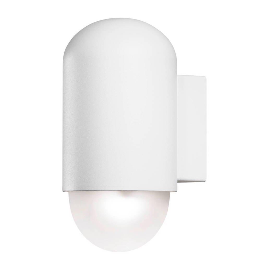 Konstsmide wandlamp Sassari, Wit