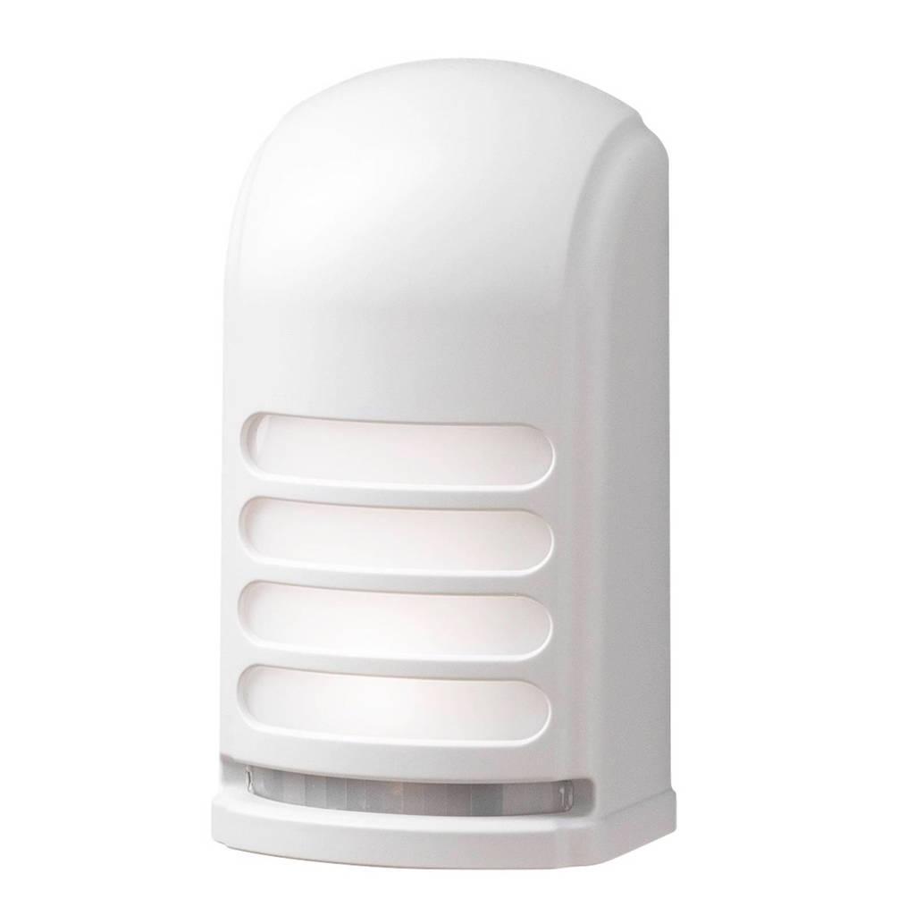 Konstsmide wandlamp Monza (met bewegingssensor), Wit