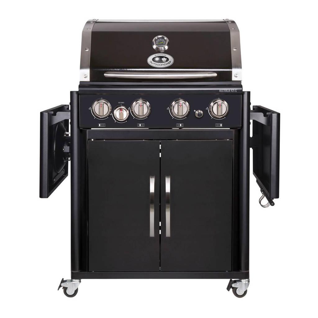 Outdoorchef Australia 425 G gasbarbecue, Zwart