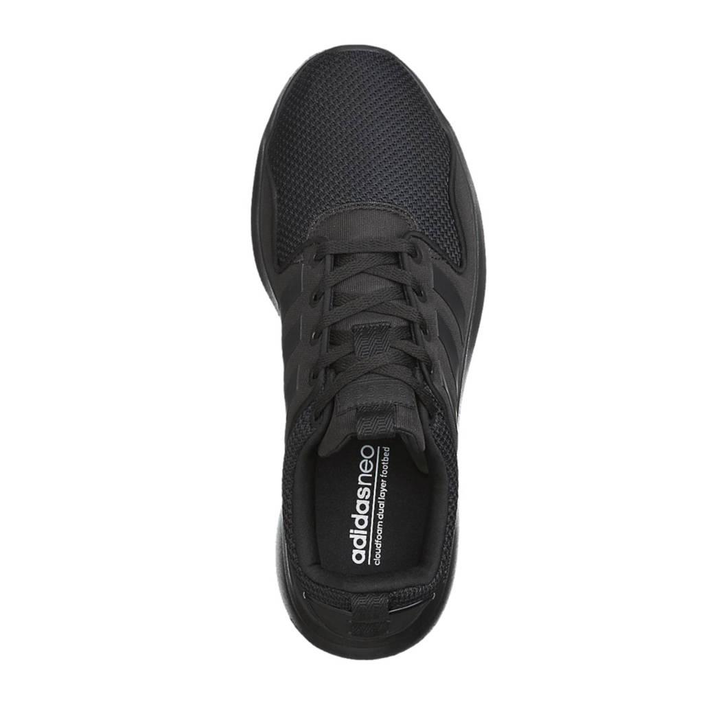 differently dd4b1 6d2b3 adidas Cloudfoam Lite Racer sneakers, Zwart