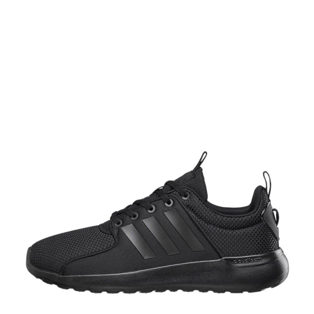 differently 805de 37e6c adidas Cloudfoam Lite Racer sneakers, Zwart