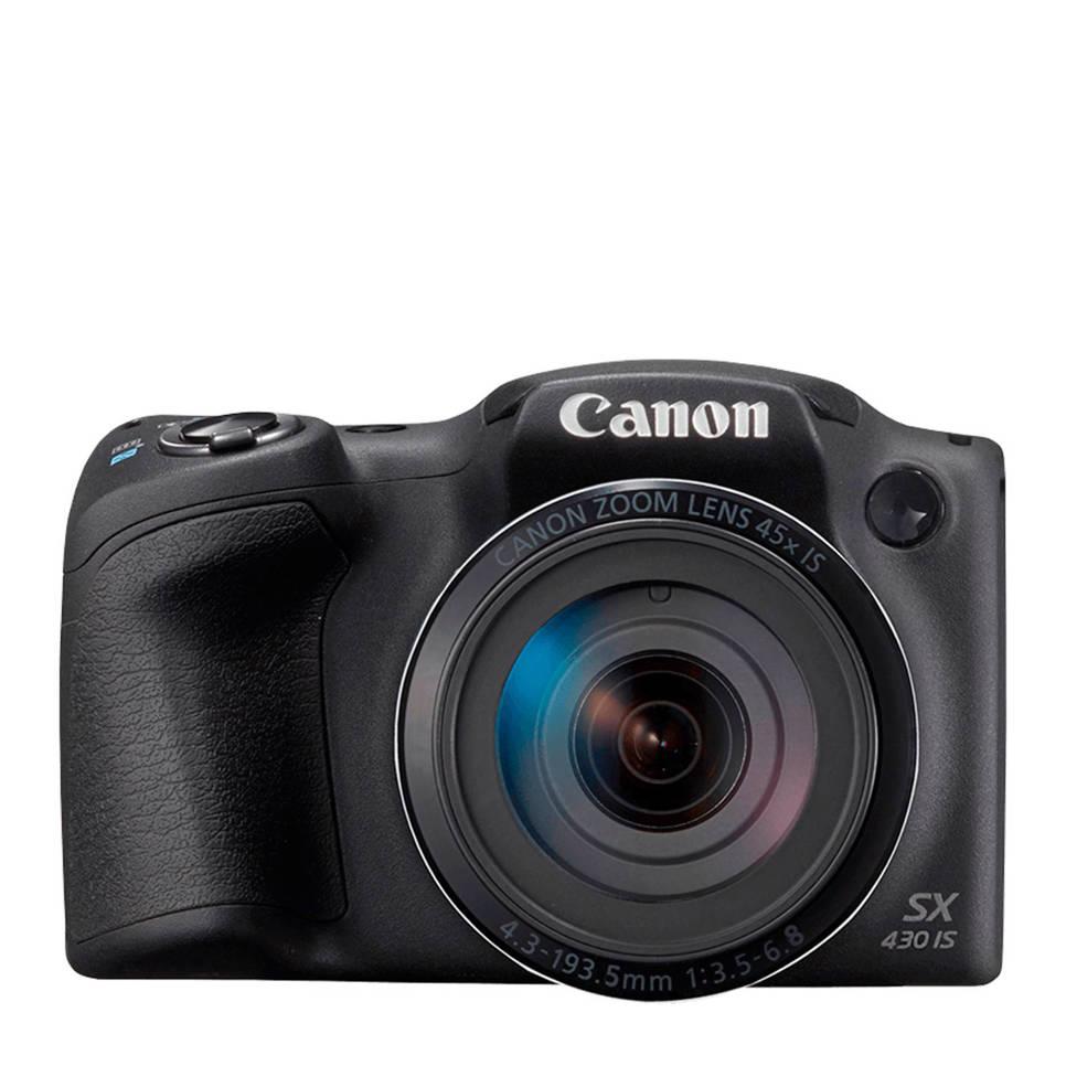Canon Powershot SX430 superzoom camera