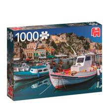 Premium Quality Simi Griekenland  legpuzzel 1000 stukjes
