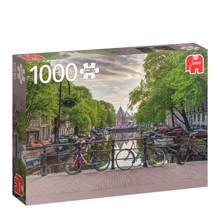 Premium Quality de Waag Amsterdam  legpuzzel 1000 stukjes