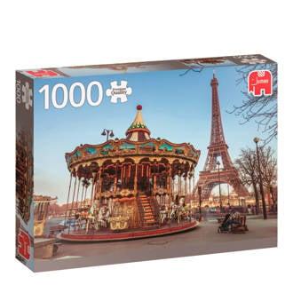 Premium Quality Parijs Frankrijk  legpuzzel 1000 stukjes