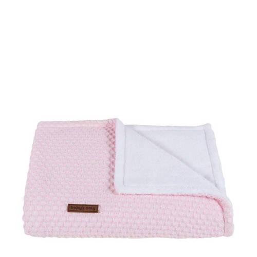 Baby's Only ledikantdeken Teddy Sun classic roze-baby roze