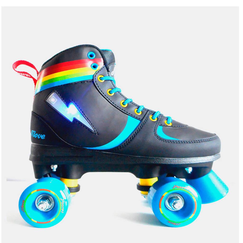 9debea44647 Move Rainbow Lightning rolschaatsen   wehkamp