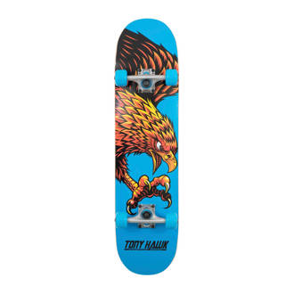 Diving Hawk skateboard