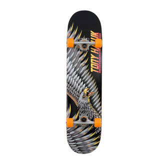 Sharp Hawk skateboard