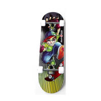 Move Skaterboy Skateboard, Rood