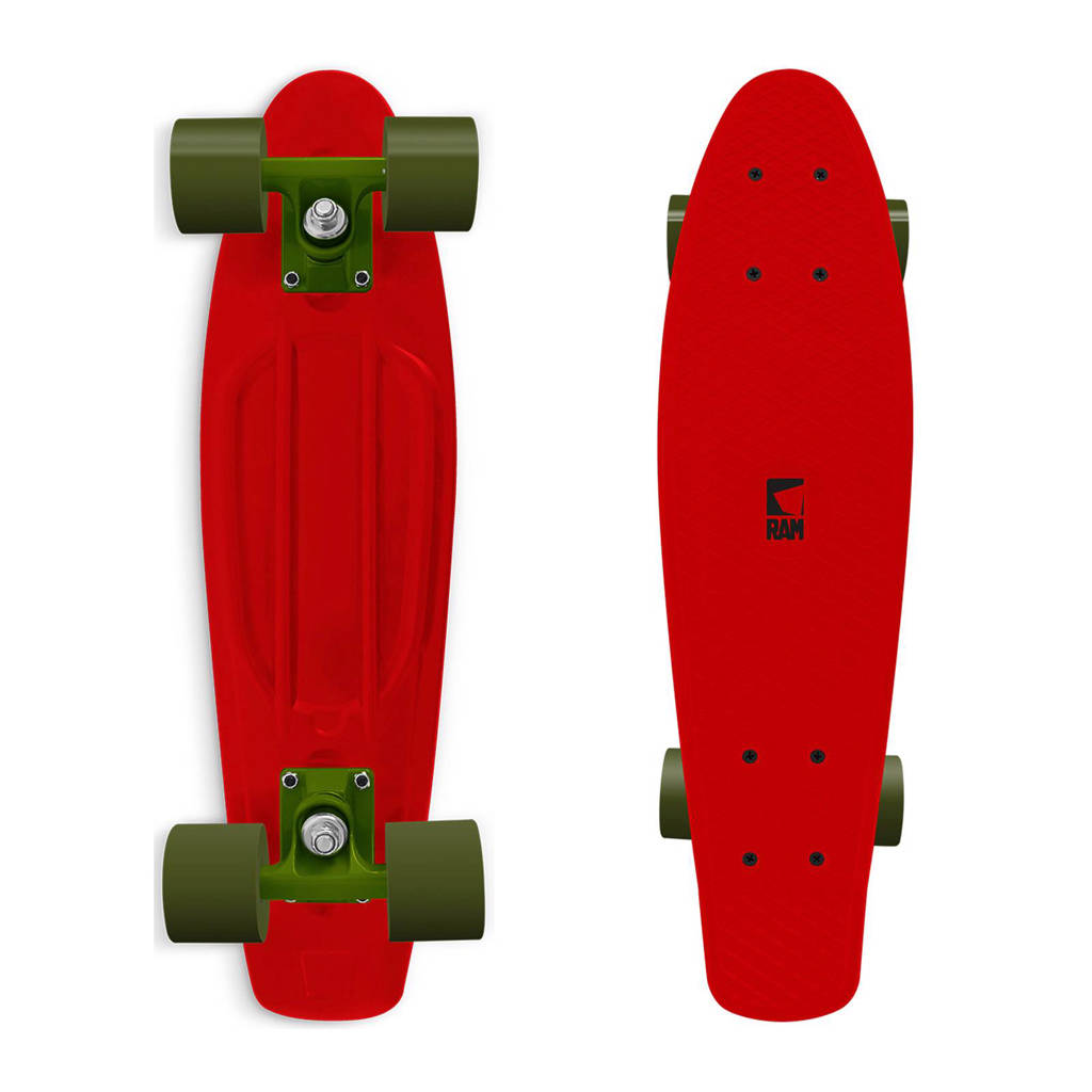 "Tony Hawk Old School 22"" penny board, Rood"
