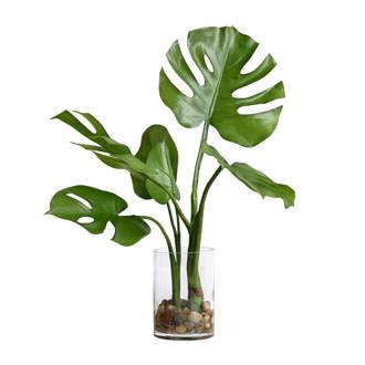 kunstplant in vaas