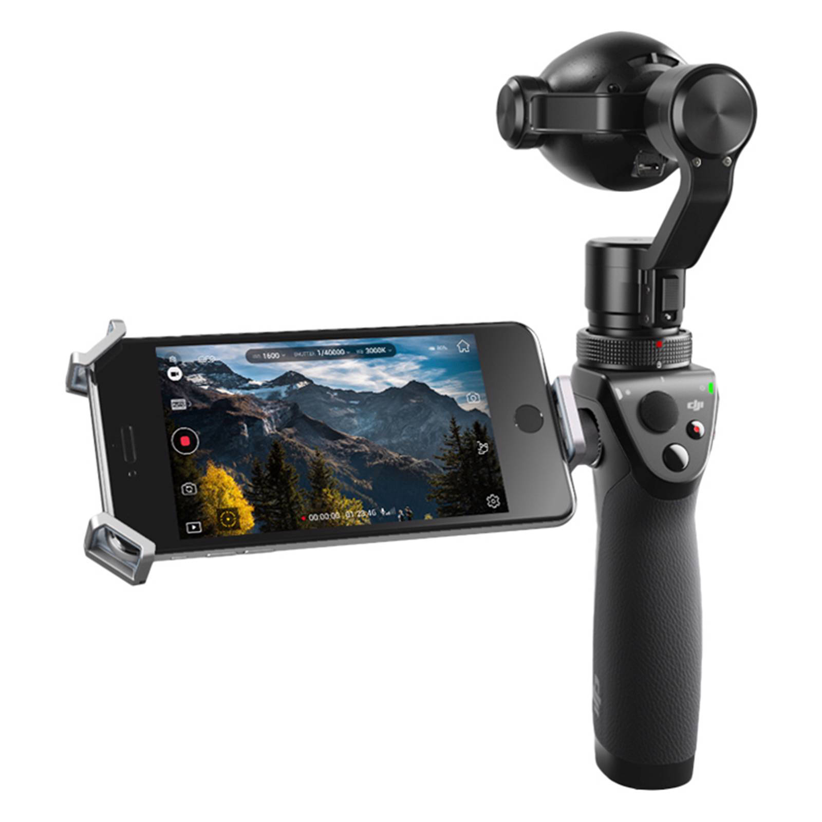 DJI Osmo+ action cam