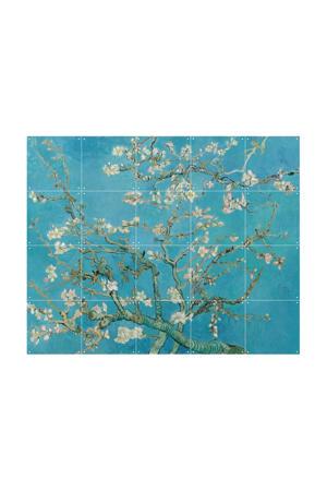 wanddecoratie Almond Blossom (100x80 cm)