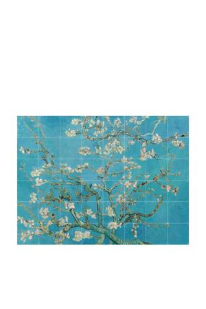 wanddecoratie Almond Blossom (160x120 cm)