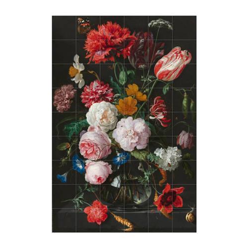 ixxi Muurdecoratie Still Life With Flowers 120 x 180 cm