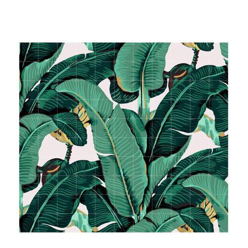 ixxi muurdecoratie Hinson Banana Leaf 200 x 220 cm