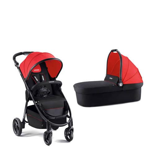 Recaro Citylife kinder-en wandelwagen rood kopen