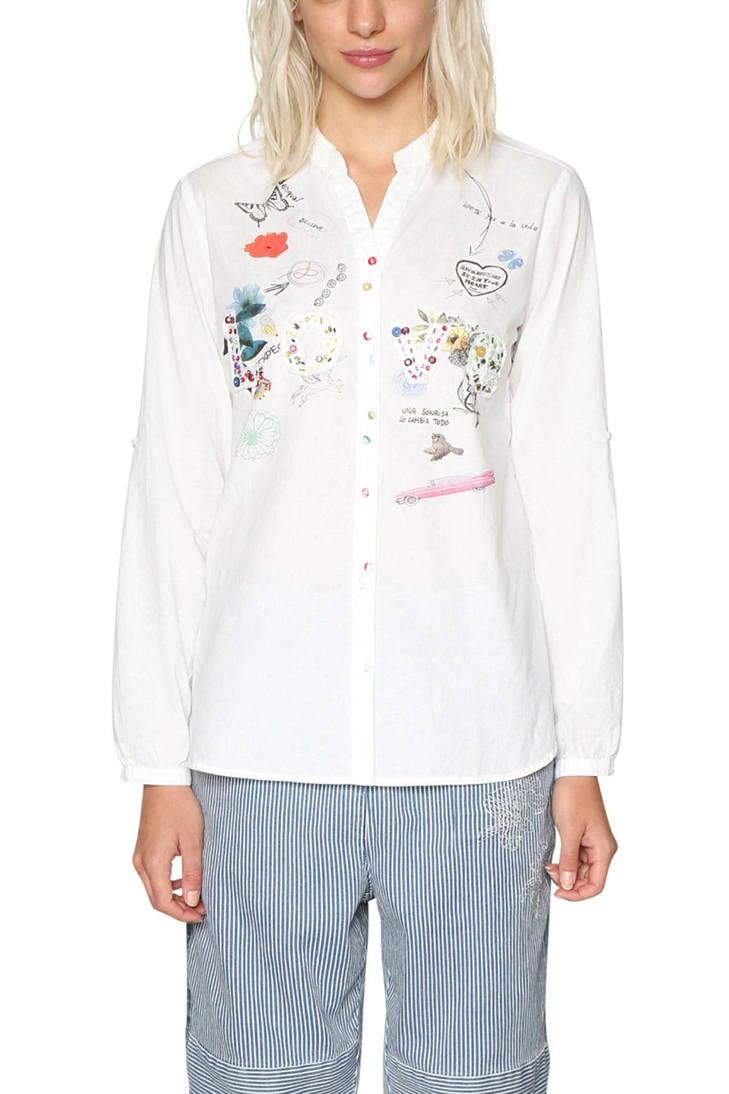 Desigual blouse Desigual blouse Desigual blouse blouse blouse Desigual Desigual blouse Desigual Desigual COqtw