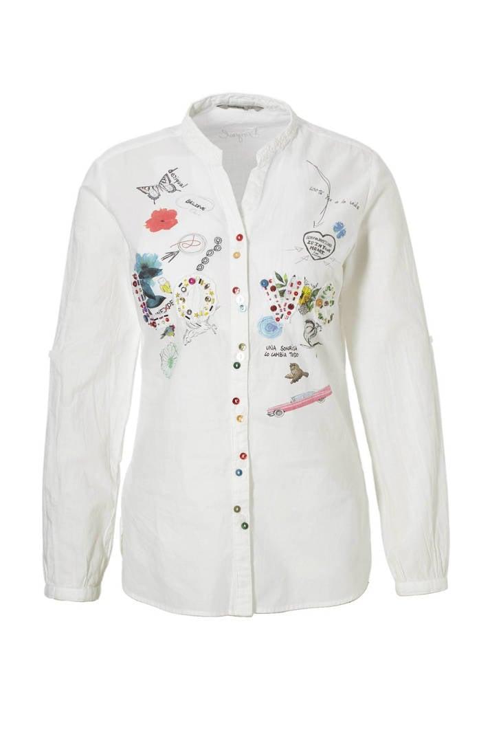 Desigual Desigual blouse blouse Desigual blouse Desigual blouse Desigual blouse Desigual fvrfAqw