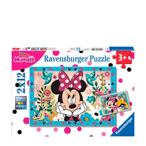 Ravensburger Bloemen voor Minnie Mouse legpuzzel 24 stukjes kopen