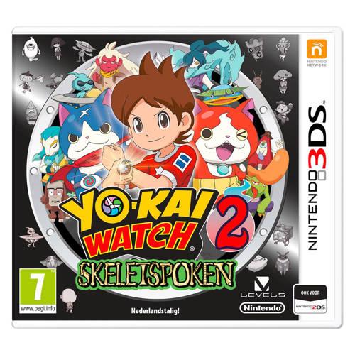 Yo-kai Watch 2 skeletspoken (Nintendo 3DS) kopen