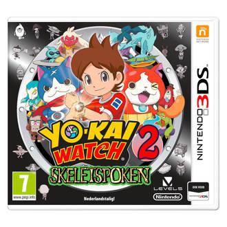 Yo-kai Watch 2 skeletspoken (Nintendo 3DS)
