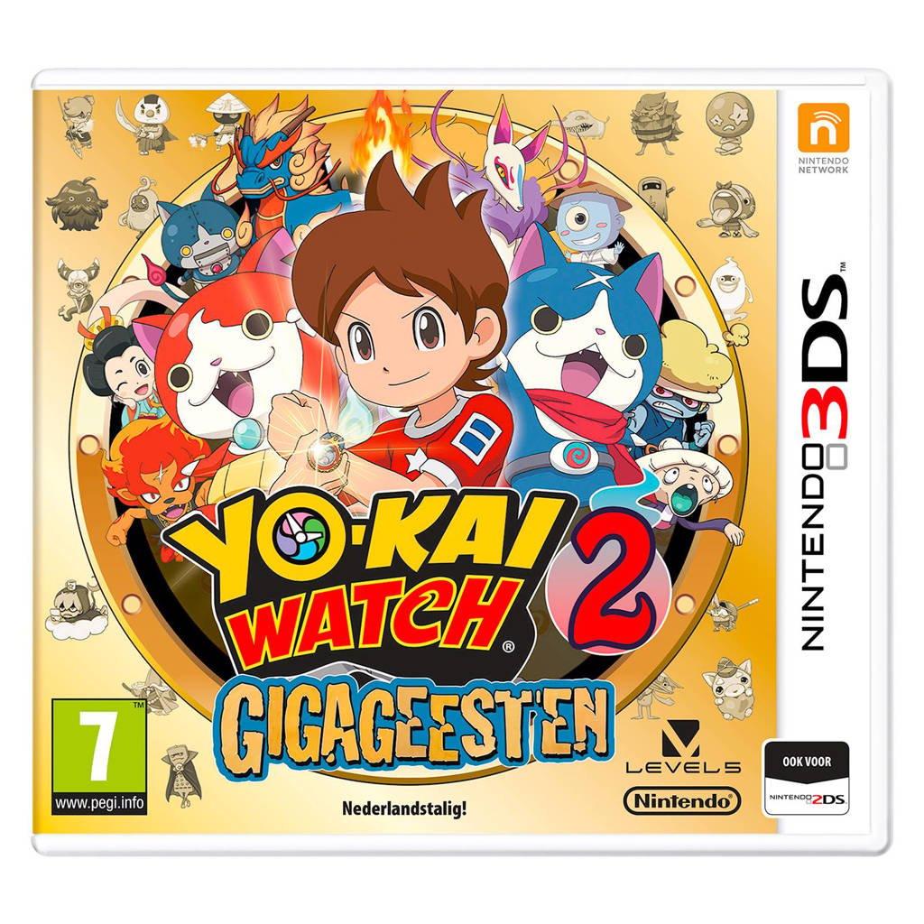 Yokai Watch 2 gigageesten (Nintendo 3DS)