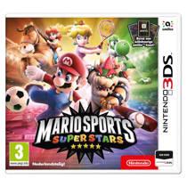 Mario Sports Superstar met amiibo kaart (Nintendo 3DS)
