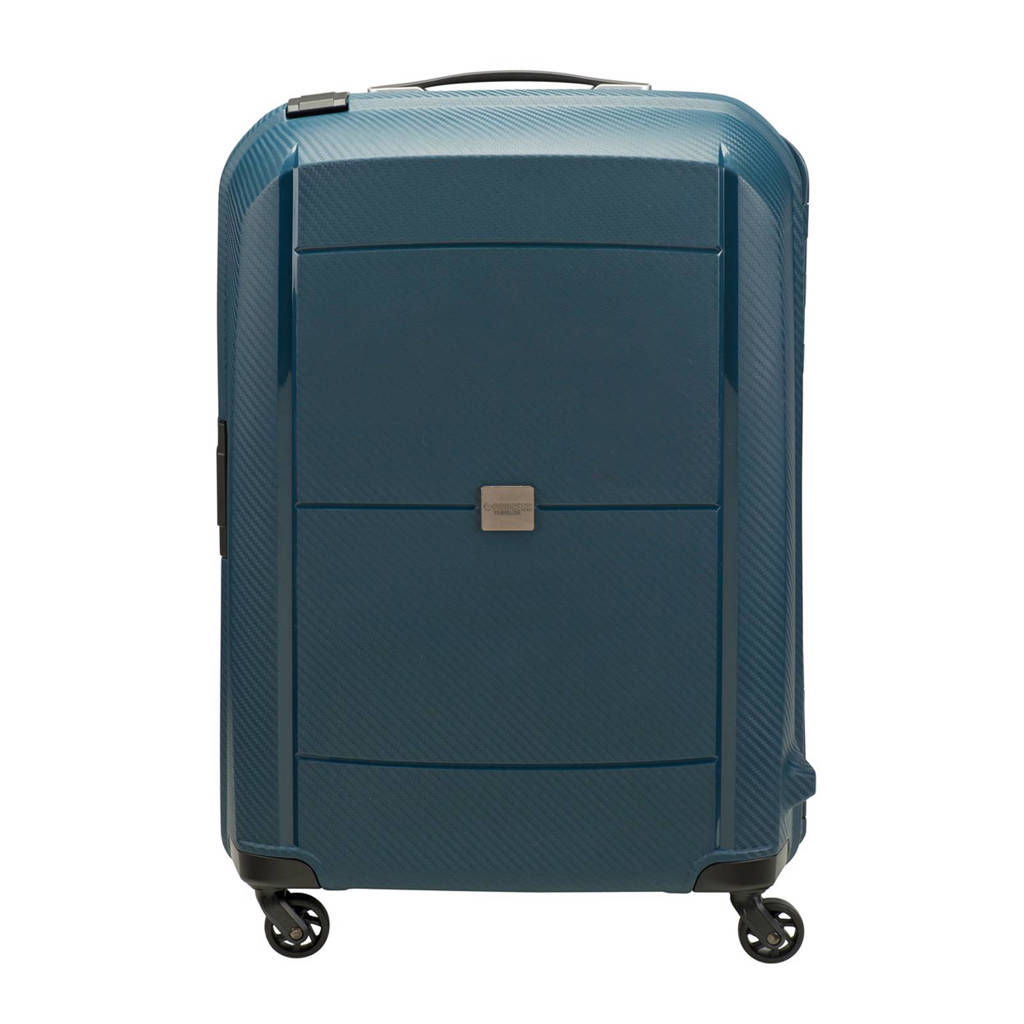 Princess Traveller Beijing koffer (55 cm), 55x39x19,5, Donkerblauw