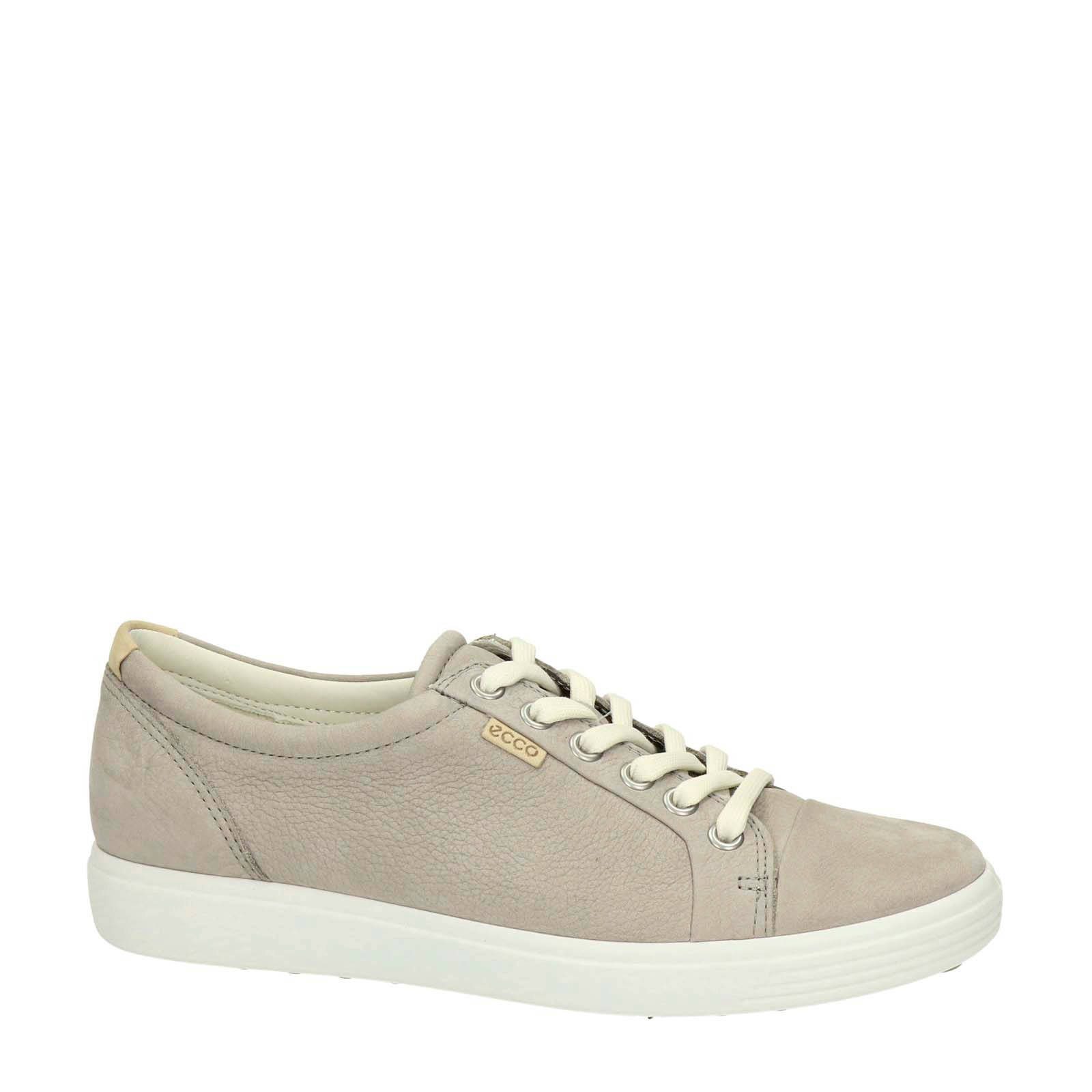 Soft 7 nubuck sneakers