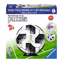 Adidas bal WK bal  3D puzzel 540 stukjes