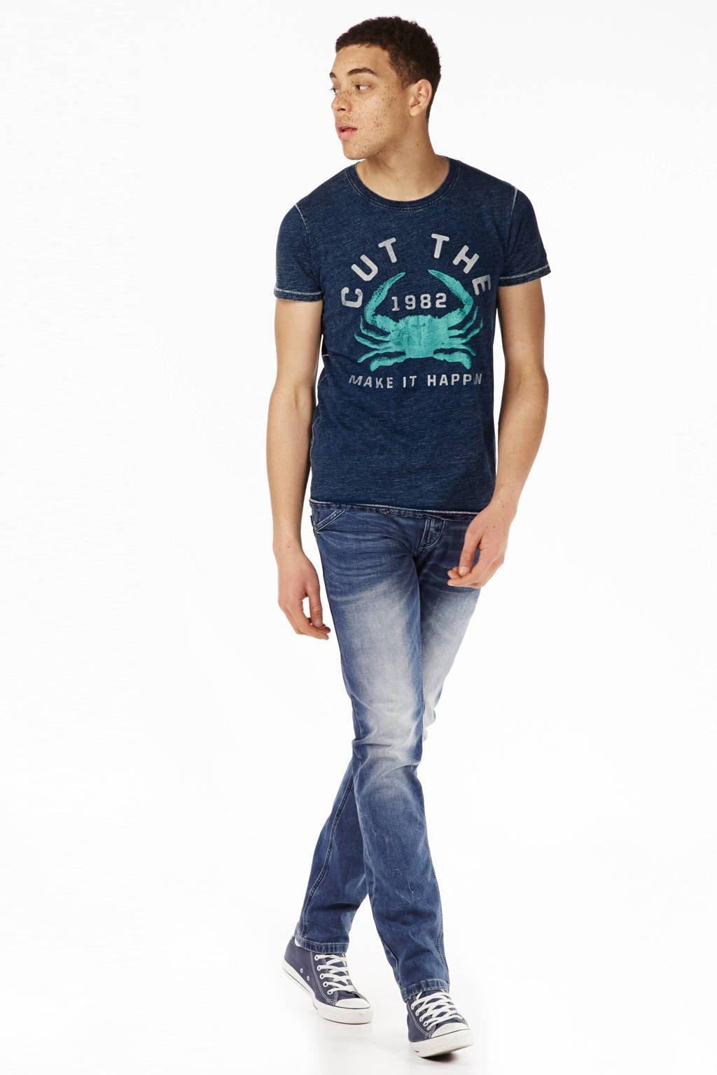 Cars regular fit jeans Yareth, Dark pittsfield wash