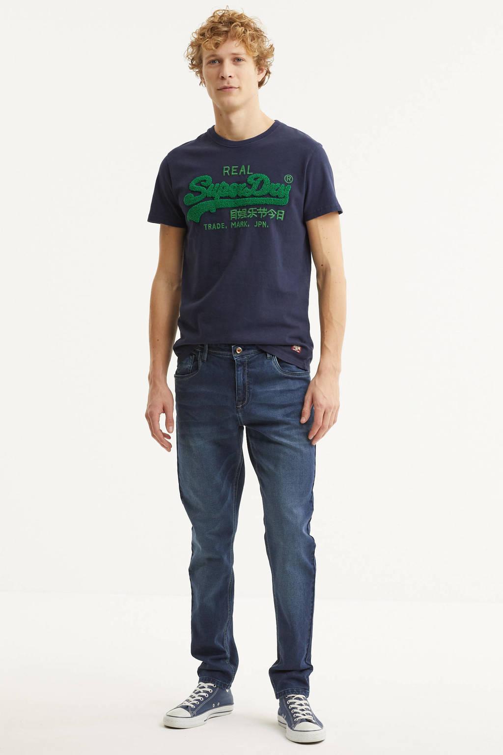 Cars regular fit jeans Prinze jog dark, Dark