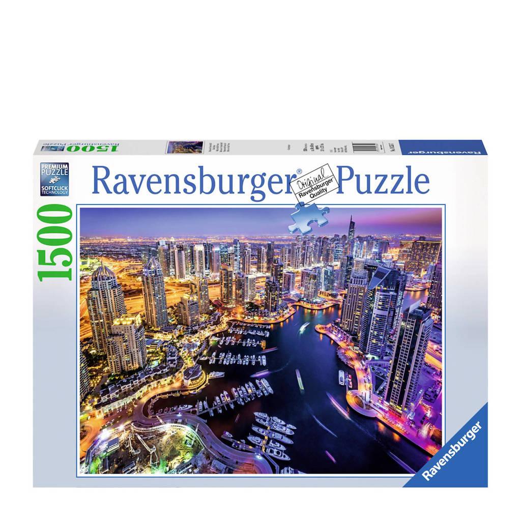 Ravensburger Dubai  legpuzzel 1500 stukjes