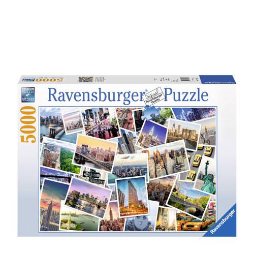 Ravensburger New York legpuzzel 5000 stukjes kopen