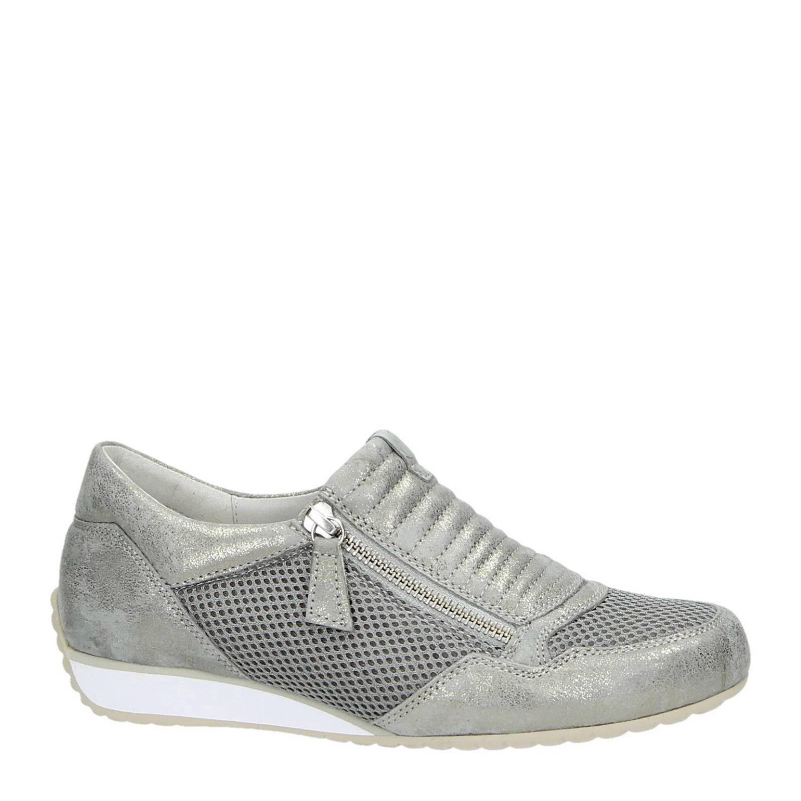 Gabor suède sneakers (dames)