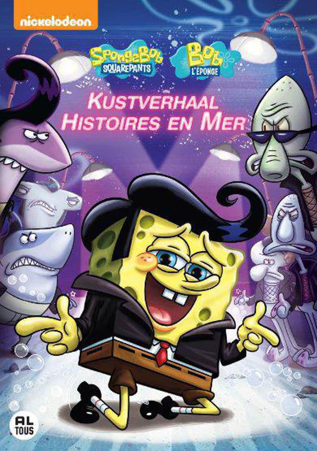 Spongebob - Kustverhaal (DVD)